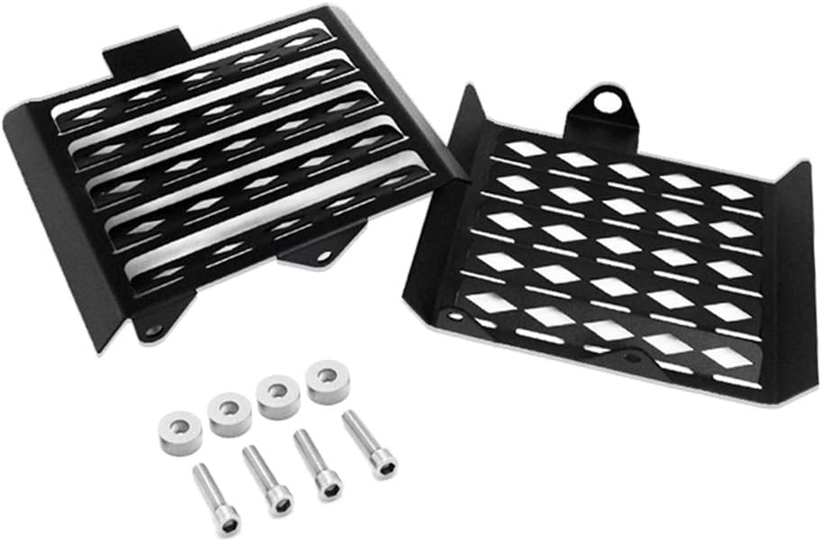 Toygogo Steel Radiator Grille Guard Protector Oil Cooler For BMW G650GS F650GS