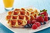 Coach Joe's Pearl Sugar Sweet Waffle (36 per box)