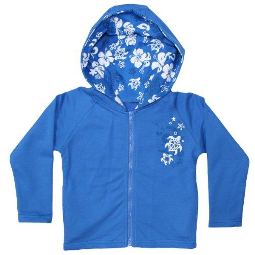 Baby Banz Zip Hoodie, Blue