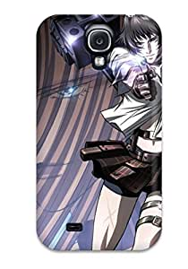 Galaxy S4 Anime Devil May Cry Print High Quality Tpu Gel Frame Case Cover