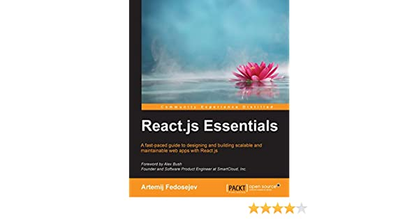 React.js Essentials (English Edition) eBook: Artemij Fedosejev: Amazon.es: Tienda Kindle