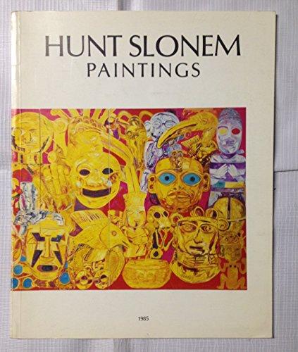 Hunt Slonem. Paintings. 1985