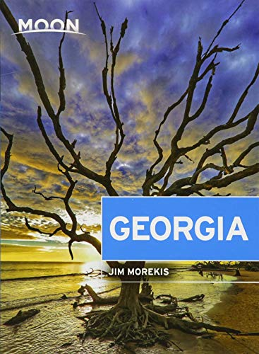 Moon Georgia (Travel Guide) ()