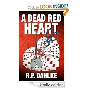 A DEAD RED HEART (The Lalla Bains Series) RP Dahlke