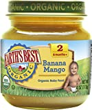 Earth's Best Banana Mango, 4 oz