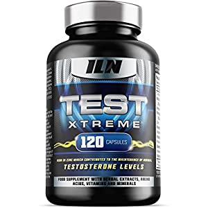 Test Xtreme for Men – HIGH in ZINC which contributes to normal TESTOSTERONE LEVELS in the blood – Magnesium Intake…