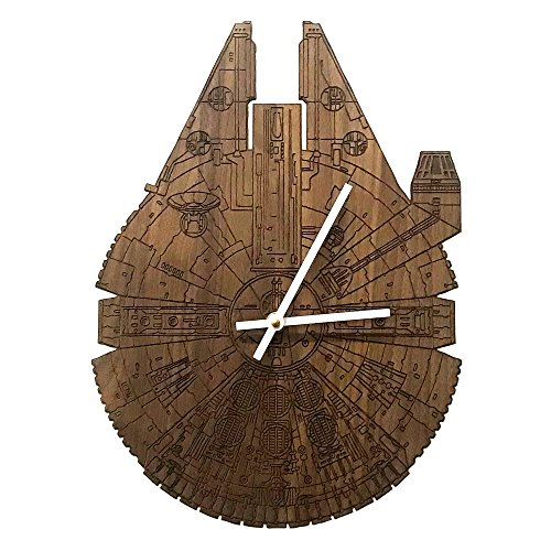 with Star Wars Clocks design