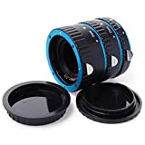 First2savvv Auto Focus Macro Extension Tube Set for Canon EOS DSLR SLR Lens, Extreme Close-Ups for Canon