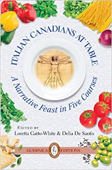 Book ITALIAN CANADIANS AT TABLE (Essential Anthologies)