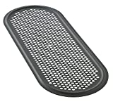 LloydPans RCT-15055-PSTK Perforated Flatbread Pan, One Size, Black