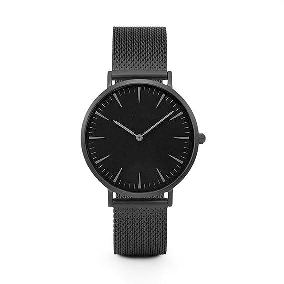 Amazon.com: Loverss Watch,Luxury Stainless Steel Wristwatch Analog Quartz Bracelet Clock Axchongery (Rose Gold): Cell Phones & Accessories