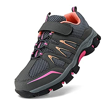 Hawkwell Youngsters Out of doors Mountaineering Shoe(Toddler/Little Child/Large Child)