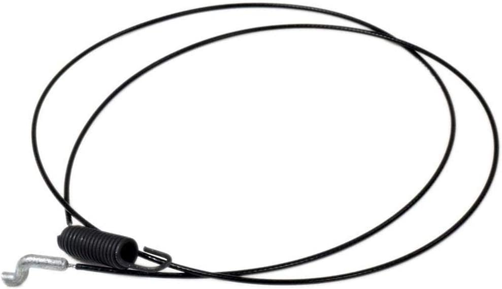 31901 GreenStar Adaptable Clutch Cable for Lawnmower Black