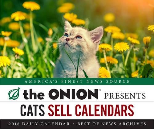 Book cover from The Onion 2018 Daily Calendar (The Onion Calendars)by Editors of the Onion