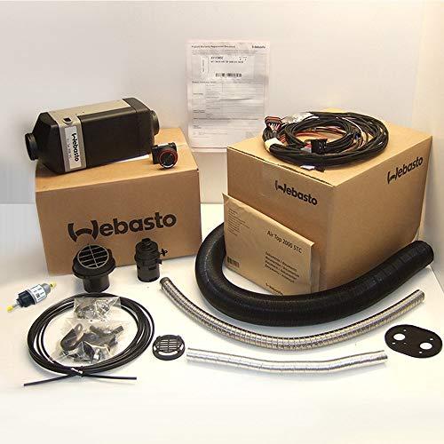 Webasto Air Top 2000 STC heater Diesel single outlet 12v Kit | 4111385C