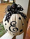 Pumpkin Decorations - Vinyl Decor, Halloween Home Decor, Halloween, or Thanksgiving Decorations, Personalized Home Decor