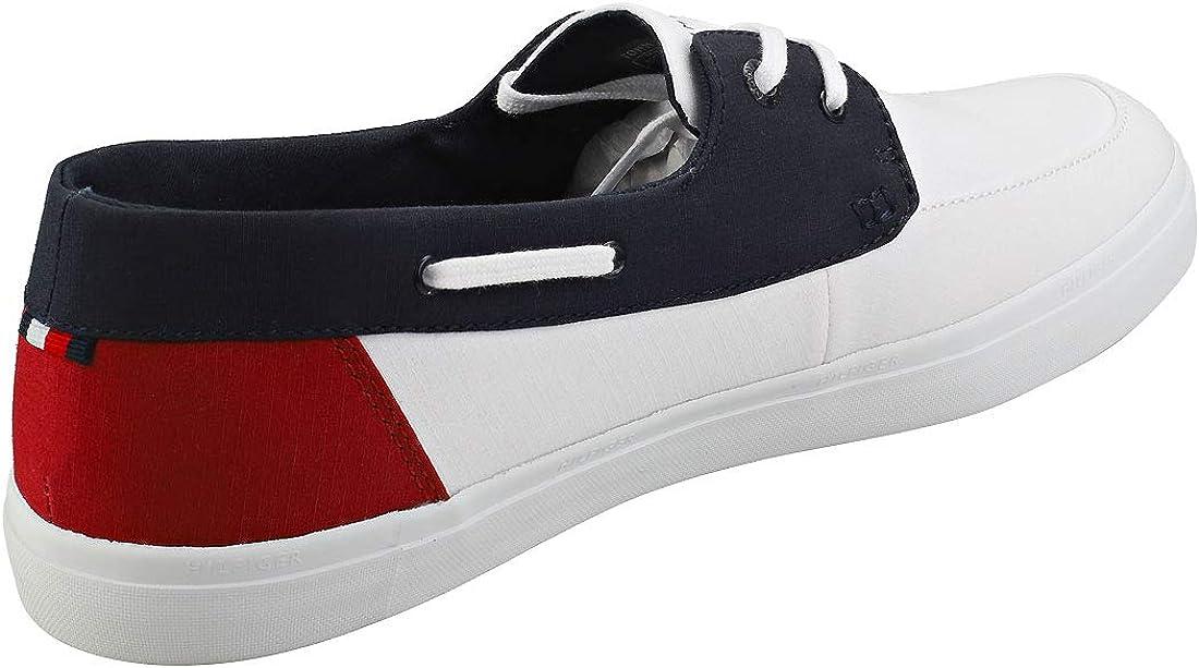 Tommy Hilfiger Seasonal Core Homme Chaussures Bateau