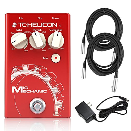 TC Helicon Mic Mechanic 2 Vocal Effects Processor