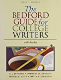 img - for The Bedford Guide for College Writers with Reader book / textbook / text book