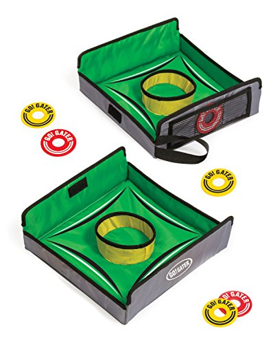Go! Gater Washer Toss Set with Fabric Case