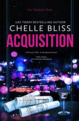 Acquisition (Takeover Duet Book 1)
