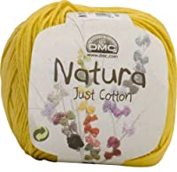 DMC Natura 50g about 155m col.16/Tournesol 5 coin set (japan import) by Dee MC
