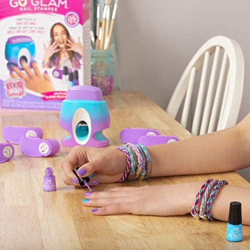 Cool Maker 6054862 Go Glam - Impresora de uñas: Amazon.es ...