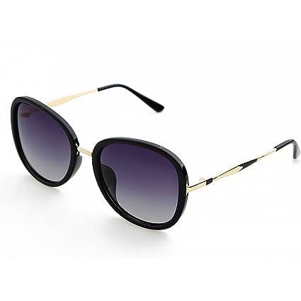 Gafas de sol con estilo de gran tamaño gafas polarizadas Protección UV Gafas de sol al