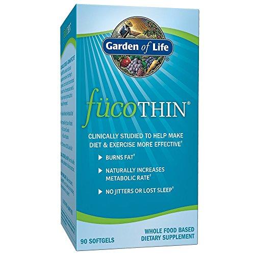Garden Life Fucoxanthin Supplements FucoThin