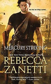 Mercury Striking (The Scorpius Syndrome) by [Zanetti, Rebecca]