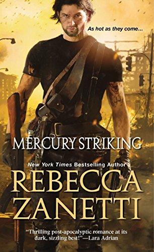 Mercury Striking (The Scorpius Syndrome Book 1)