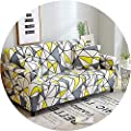 Little Happiness- 24colors Slipcover Stretch Four Season Sofa Covers Furniture Protector Polyester Loveseat Couch Cover Sofa Towel 1/2/3/4-seater