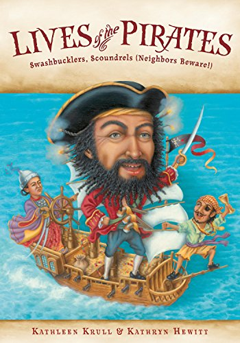 Lives Pirates Swashbucklers Scoundrels Neighbors ebook product image