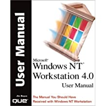 Windows NT Workstation 4.0 User Manual by Jim Boyce (1999-02-01)