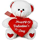 Colonel Pickles Novelties Valentines Day Teddy Bear – Big 10 Inch Size Stuffed Animal – Plush Valentine Gifts for Him Or Her