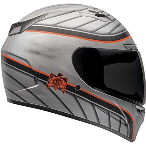 Bell Vortex Unisex-Adult Full Face Street Helmet (Rsd Dyna, Large) (D.O.T.-Certified) (Vortex Bell Top)