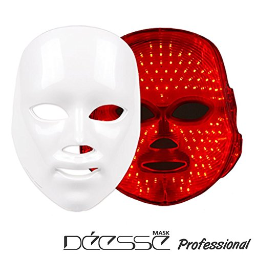 deesse-professional-led-facial-mask-home-aesthetic-mask-only-red-color-led-self-care-sbt-mask-std