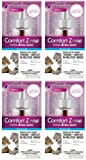 Comfort Zone Multicat Diffuser qCGhbb Kit, For Cat Calming, Refill (4 Units)