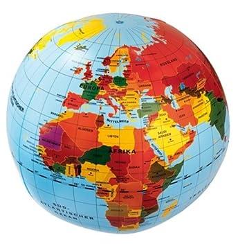 Unbekannt c144gp 704019 - hinchable Globus 50 cm: Amazon.es ...