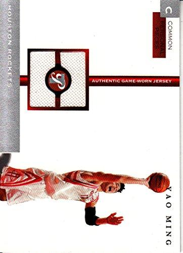 Yao Ming Card - 7