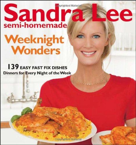 Download Sandra Lee Semi-Homemade Weeknight Wonders: 139 Easy Fast Fix Dishes ebook