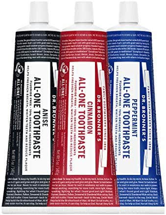 Dr. Bronner's All-One