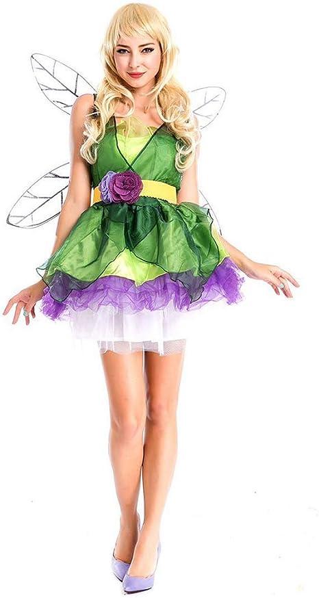 1-1 Carnaval de Halloween Cosplay Navidad Disfraz Cuentos de Hadas ...