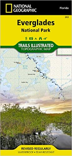 Everglades national park national geographic trails illustrated map everglades national park national geographic trails illustrated map 1999th edition gumiabroncs Gallery