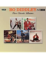 Bo Diddley / Go Bo Diddley / Have Guitar Will Travel / Is A Gunslinger / Bo Diddley Is A Lover