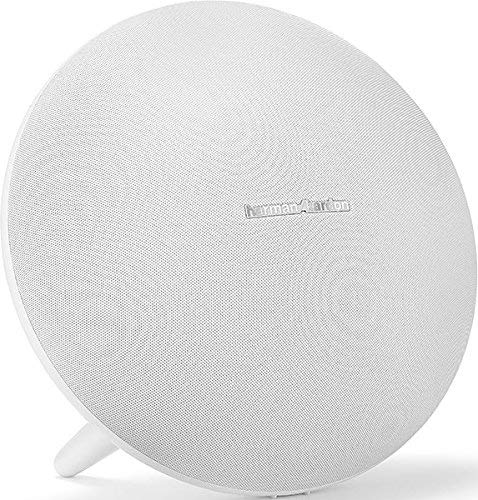 Harman Kardon Onyx Studio 4  –   Altoparlanti, Wireless, Bluetooth, 90  W, 50  –   20.000  Hz, colore: bianco 90 W 50 - 20.000 Hz HKOS4WHTBSEP
