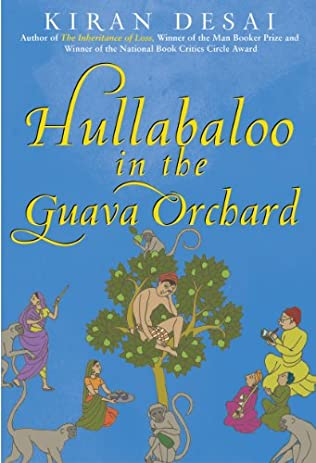 book cover of Hullabaloo in the Guava Orchard