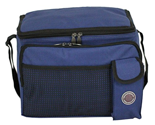 Trans Drivers - Transworld Durable Deluxe Insulated Lunch Cooler Bag (Many Colors and Size Available) (13 1/2