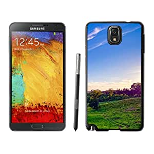 New Beautiful Custom Designed Cover Case For Samsung Galaxy Note 3 N900A N900V N900P N900T With Moodna Viaduct Phone Case