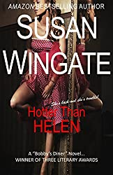 Hotter than Helen (A Romantic Mystery): A Bobby's Diner Novel (The